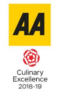 basilico restaurant AA award